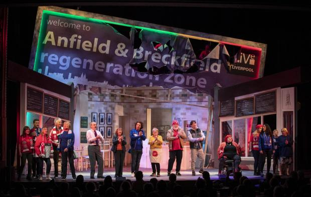 Homebaked The Musical has a 'superb cast'