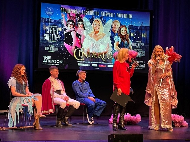 Magic of panto is 'big opportunity' for people to get together again