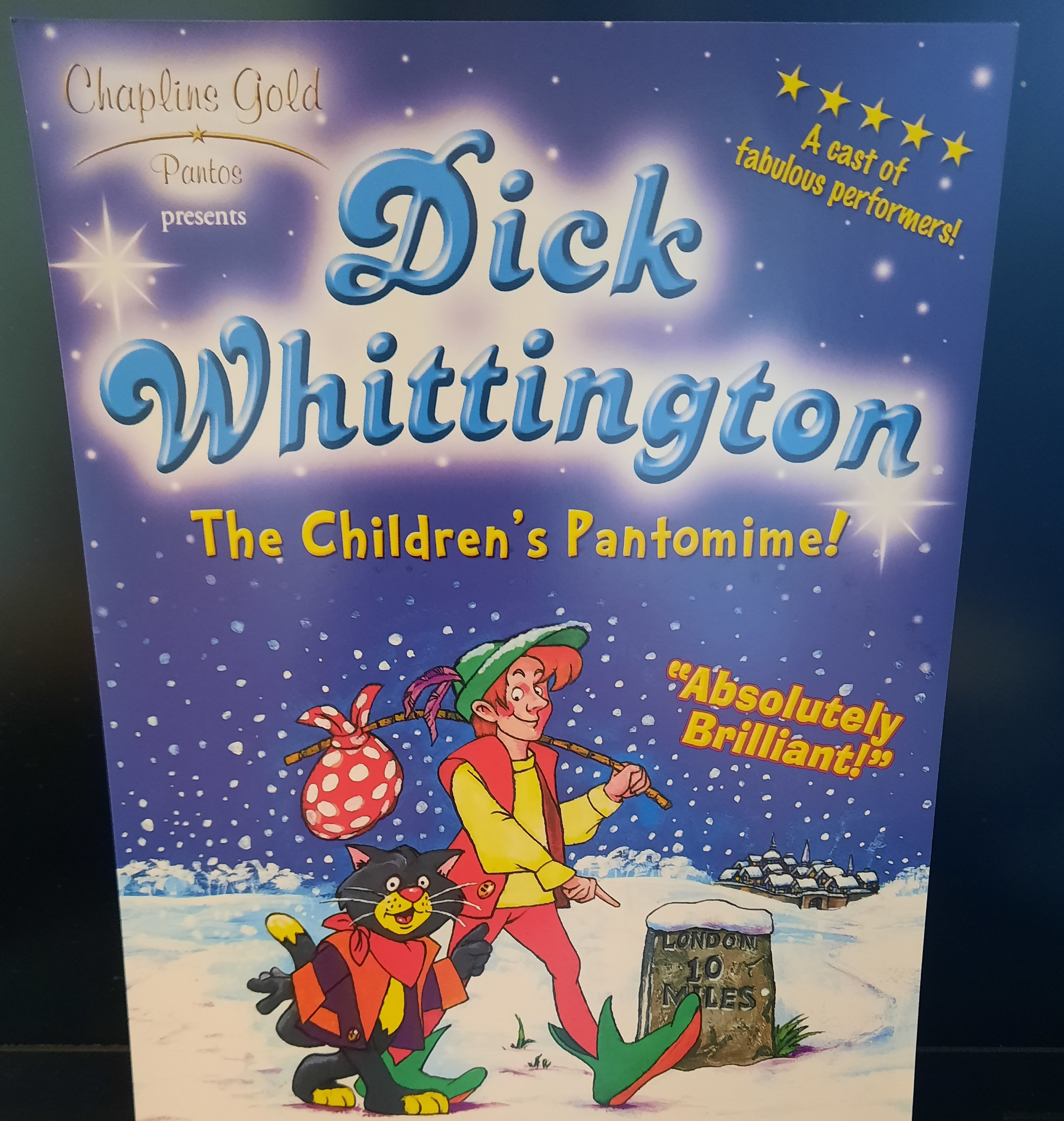 Hundreds of children to get free pantomime tickets