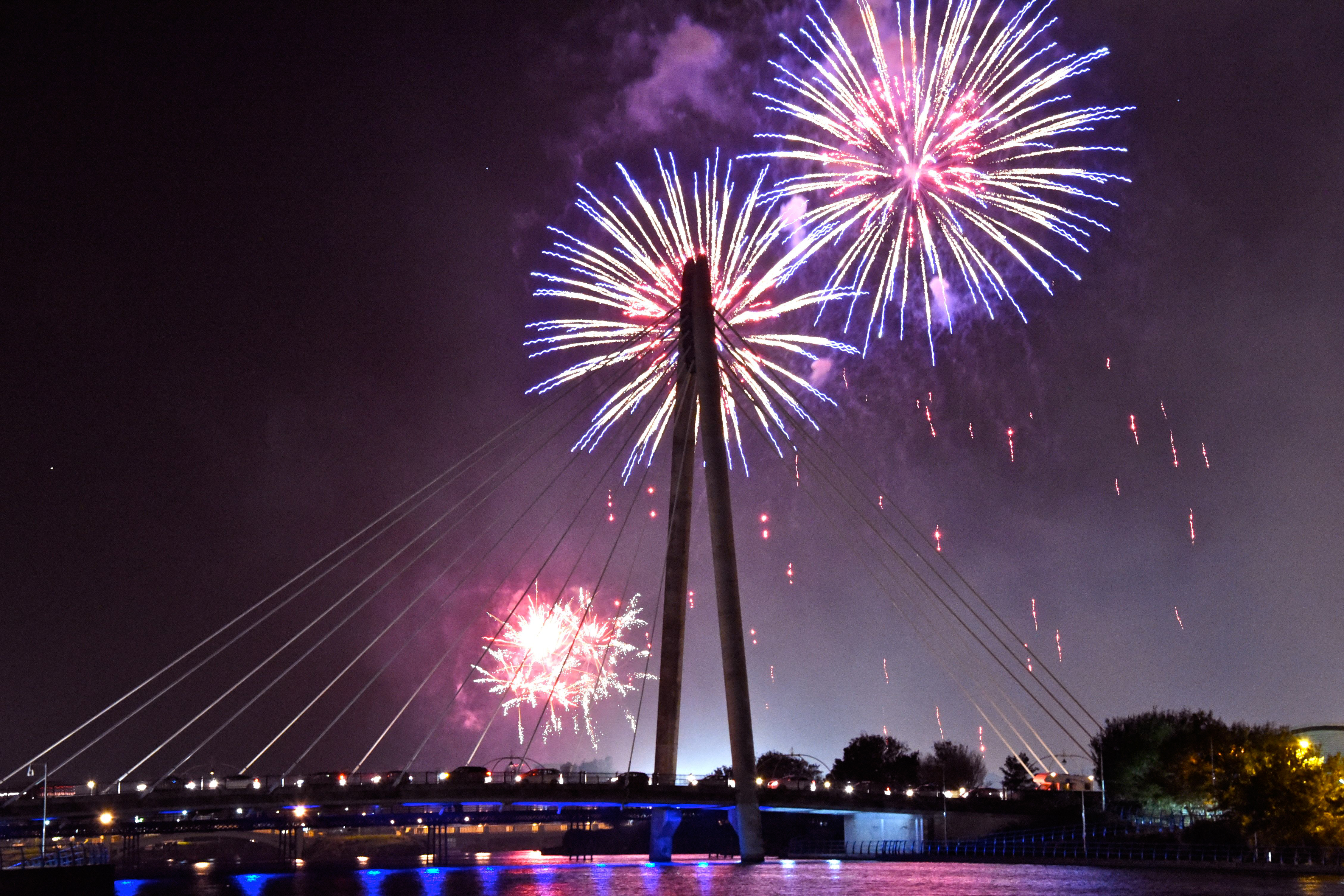 Last tickets for British Musical Fireworks Championship