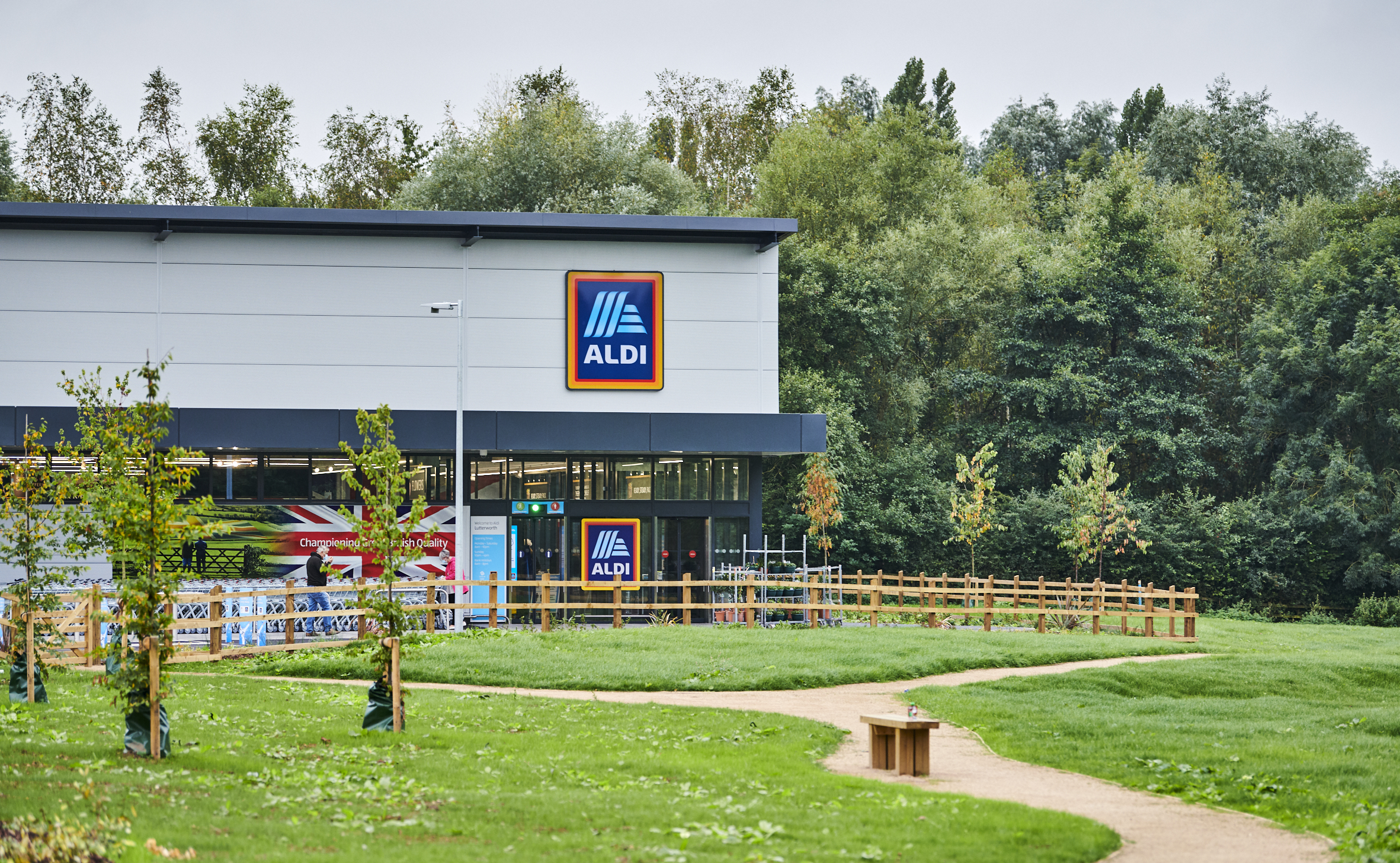 Aldi eyes up opening new store in town