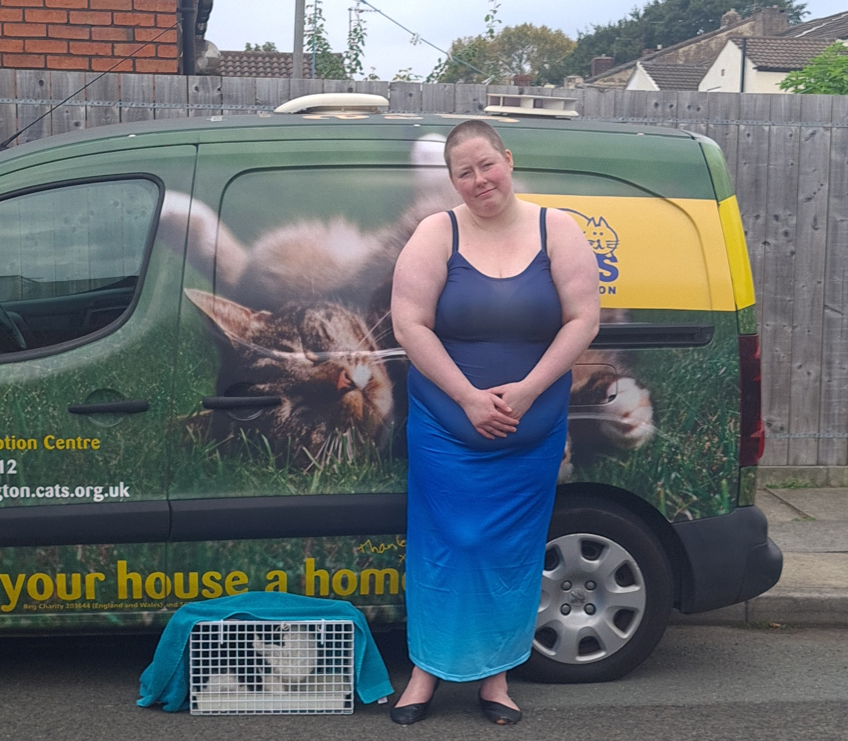 Aintree animal lover reunited with cat after seven-year disappearance