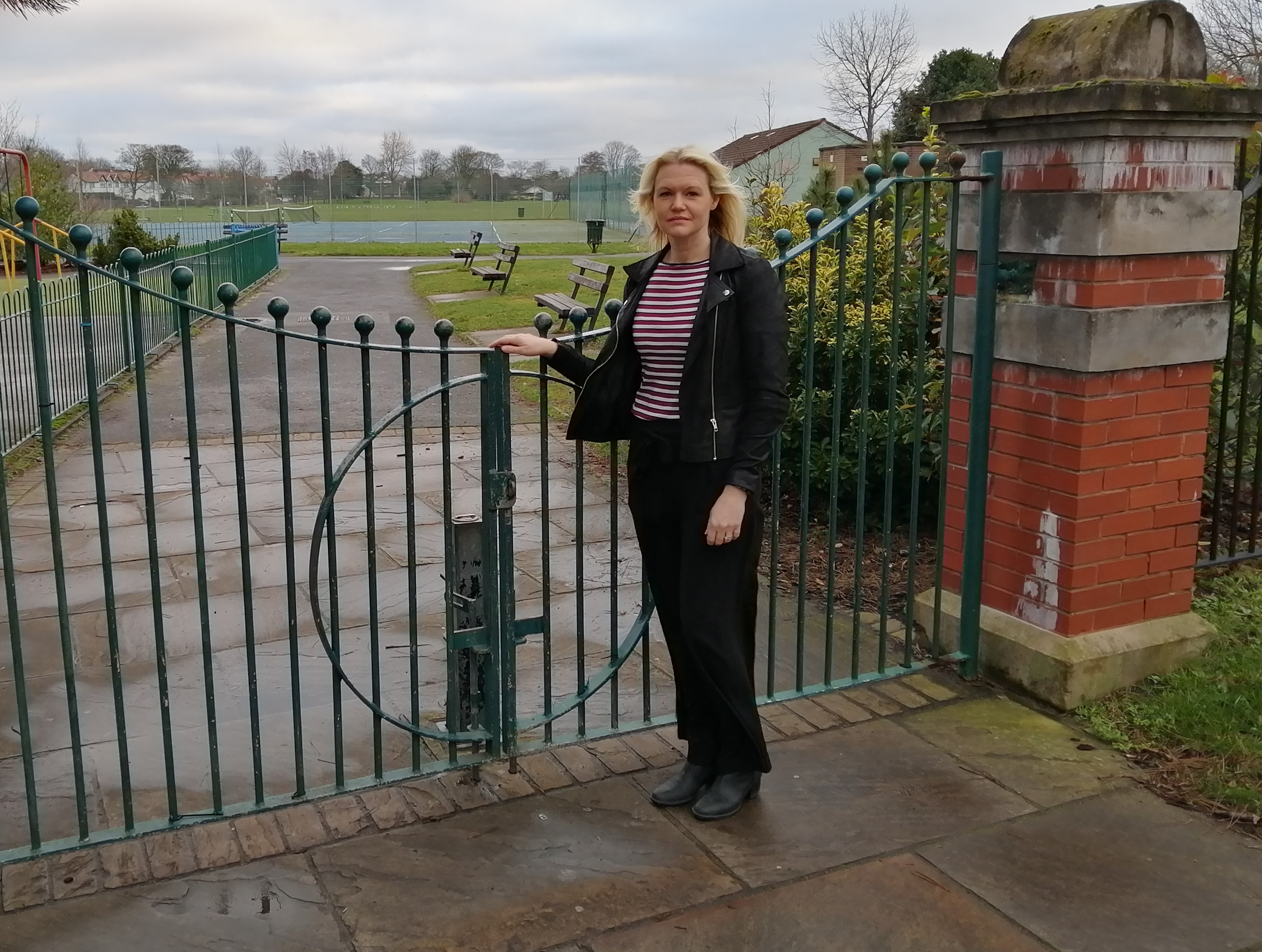 Residents, council and police officers team up to tackle criminal behaviour at Duke Street Park