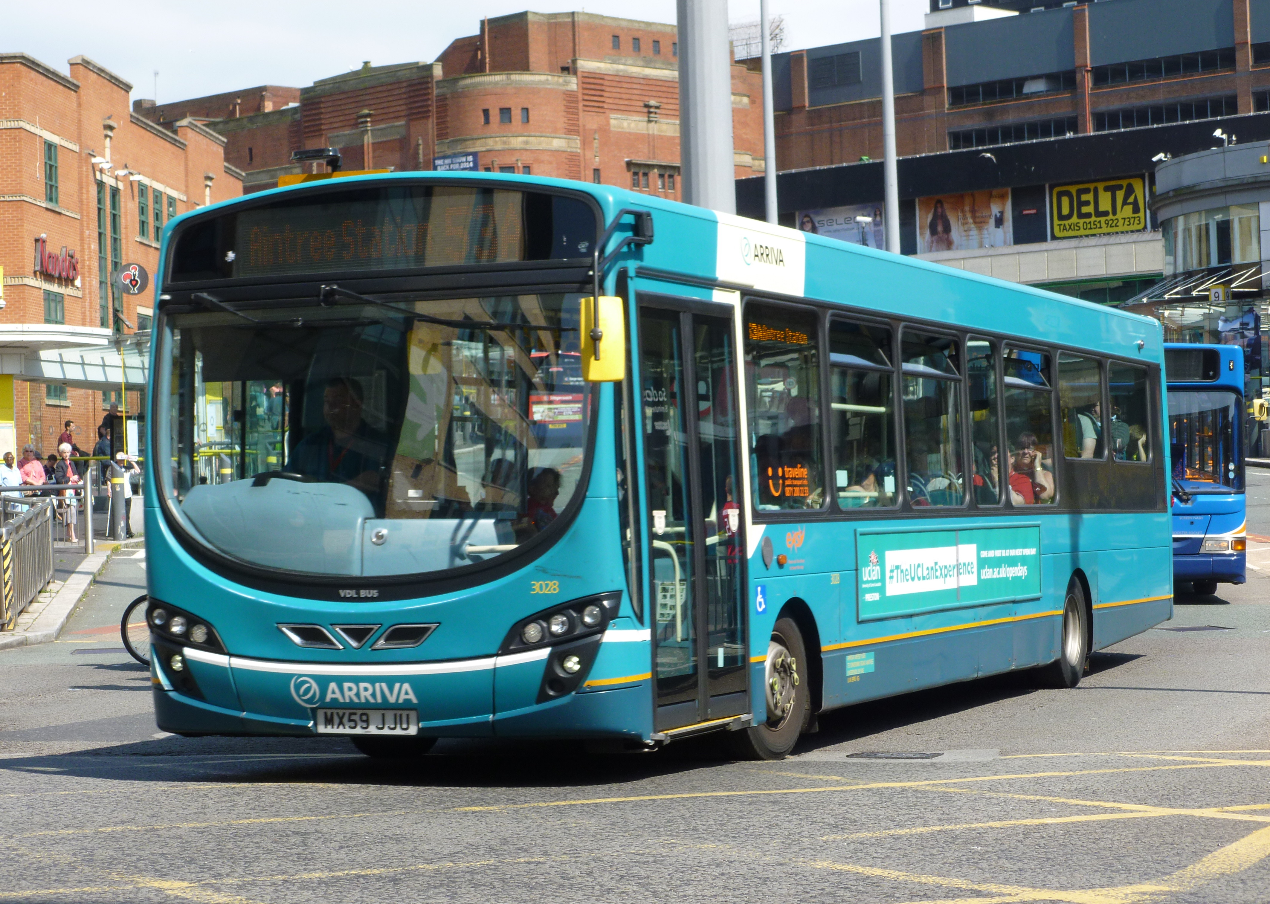 Residents angry that Arriva North Westis to cut 313 bus service in Ashurst, Skelmersdale