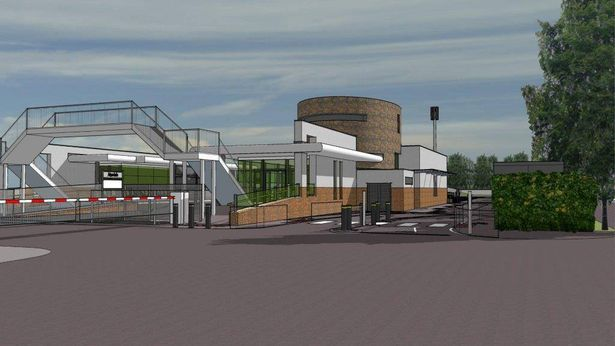 Councillors welcome funding for train station funding