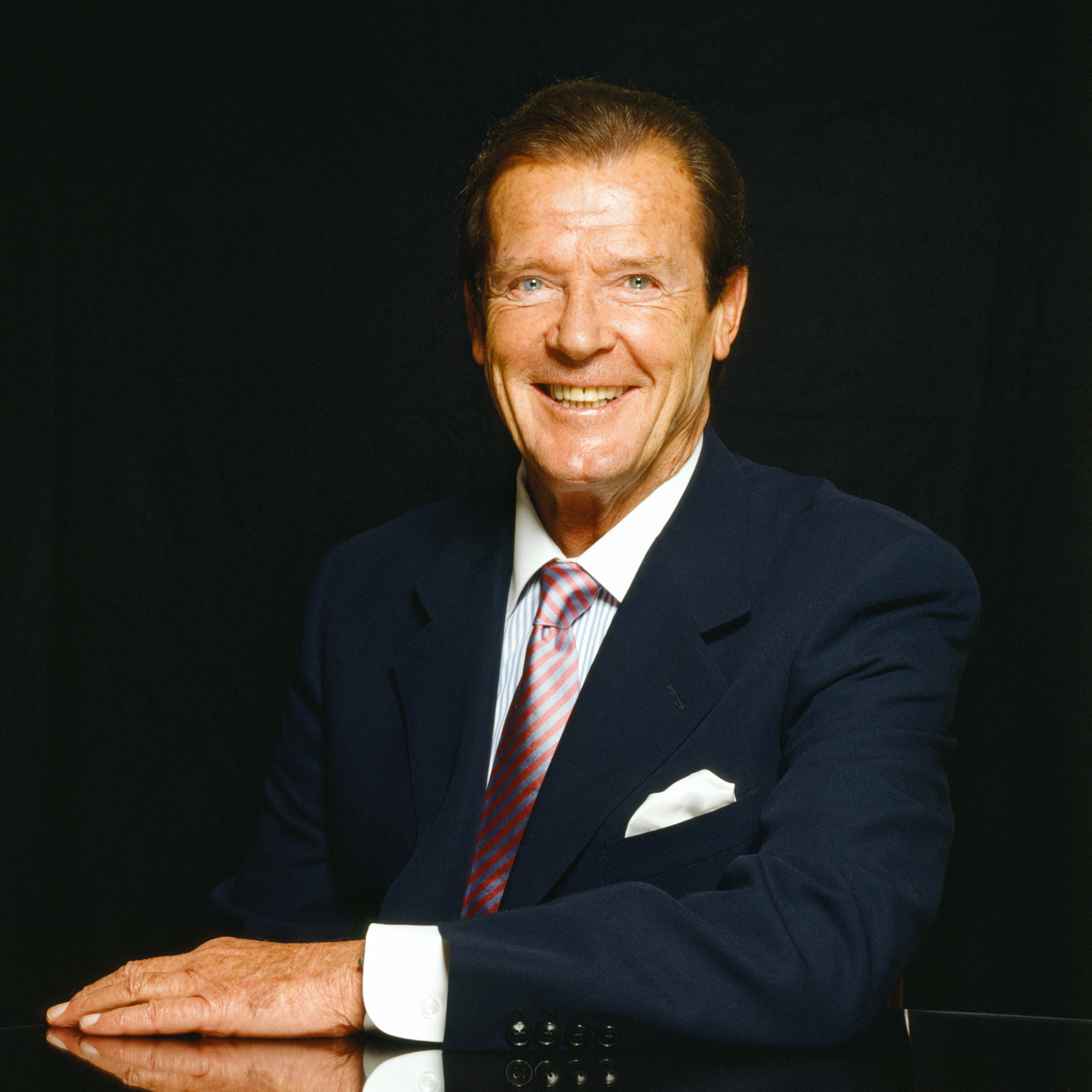 Sir Roger Moore speaks about his life playing James Bond ahead of his show at Southport Theatre