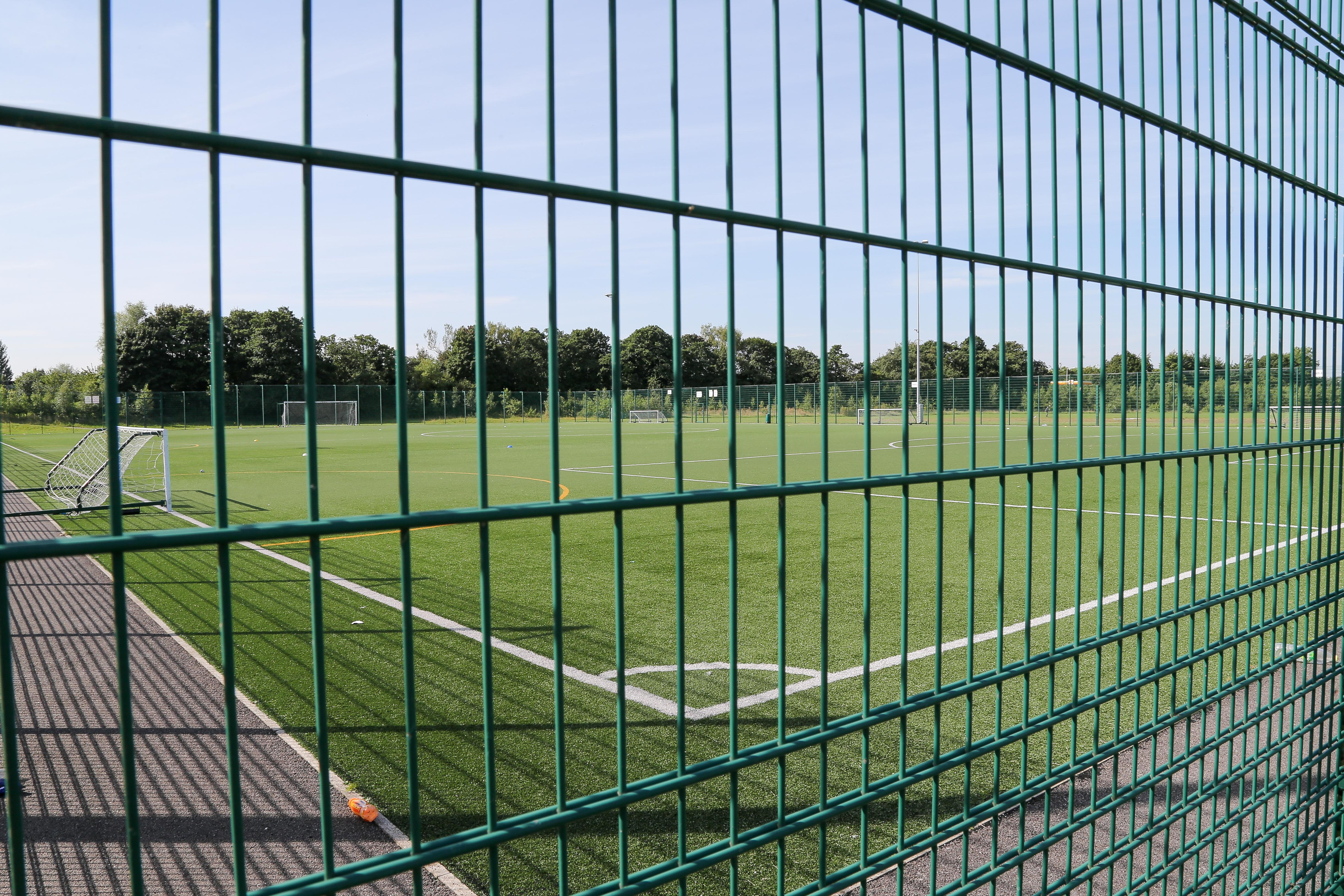 County bosses tight-lipped over fate of Glenburn pitch