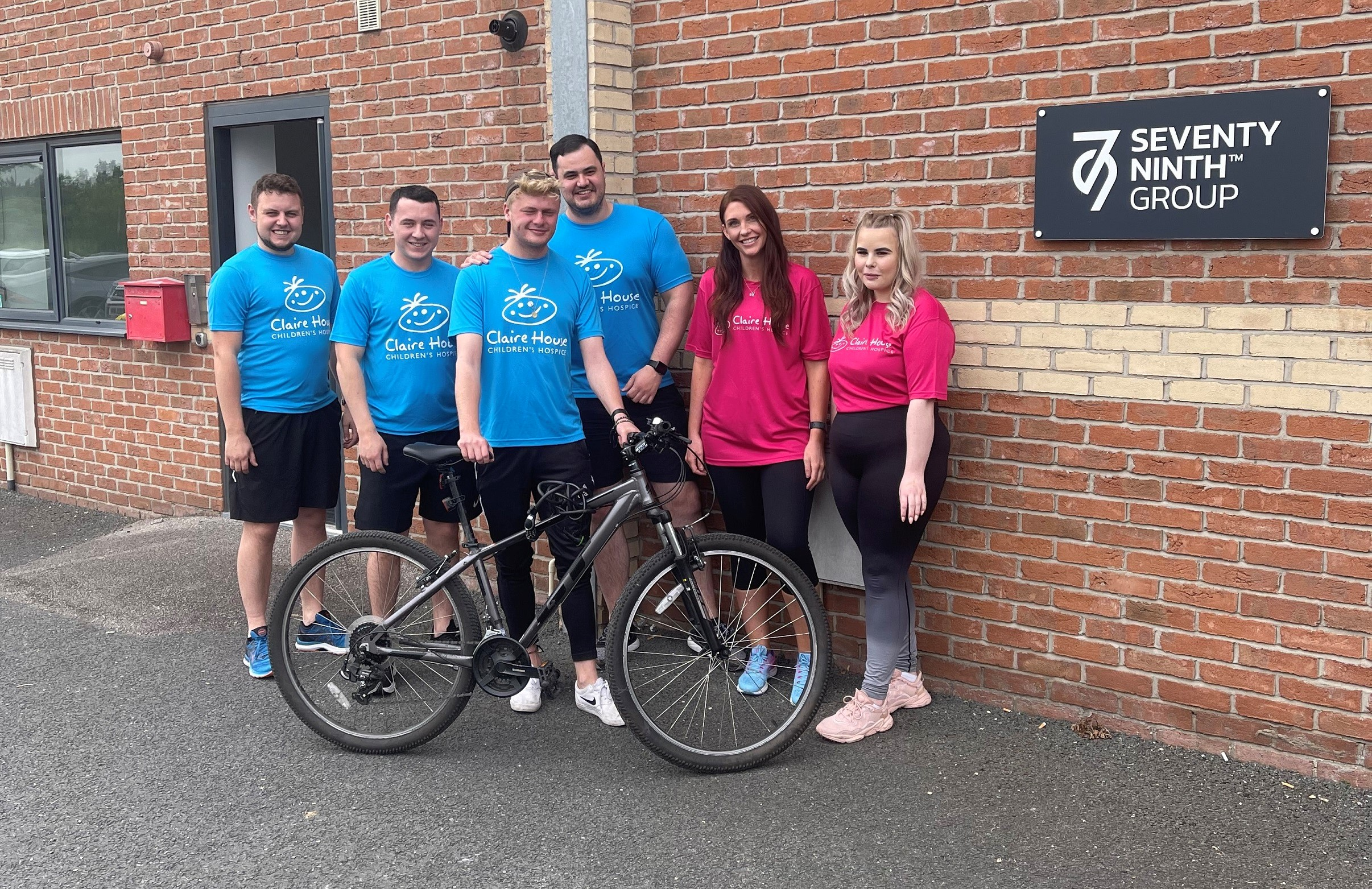 Champion team to tackle Natterjack run for colleague