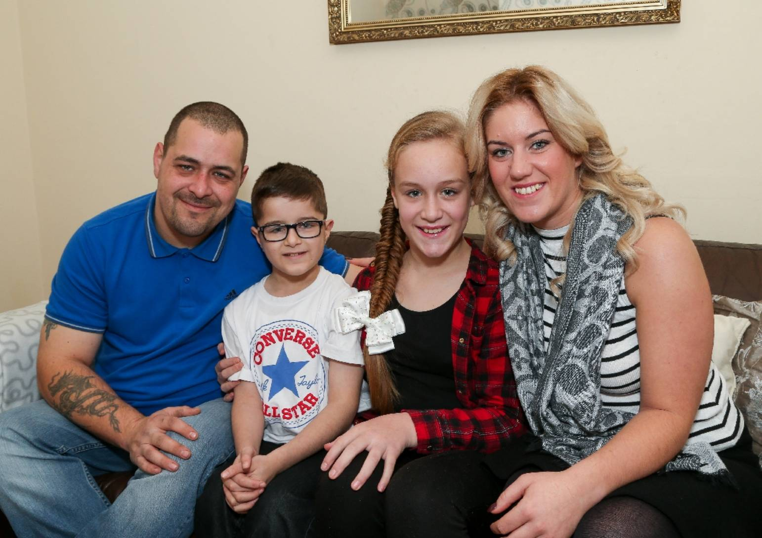 Search intensifies to find bone marrow donor match for Kieron