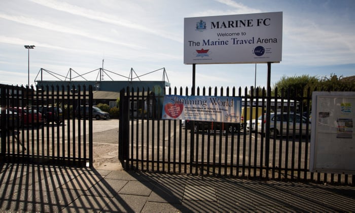 Marine FC given go-ahead for new 3G pitch