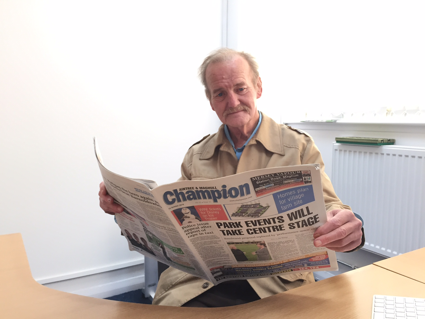 Champion's Jim Sharpe (One Man and his Dog) passes away after sudden illnesss
