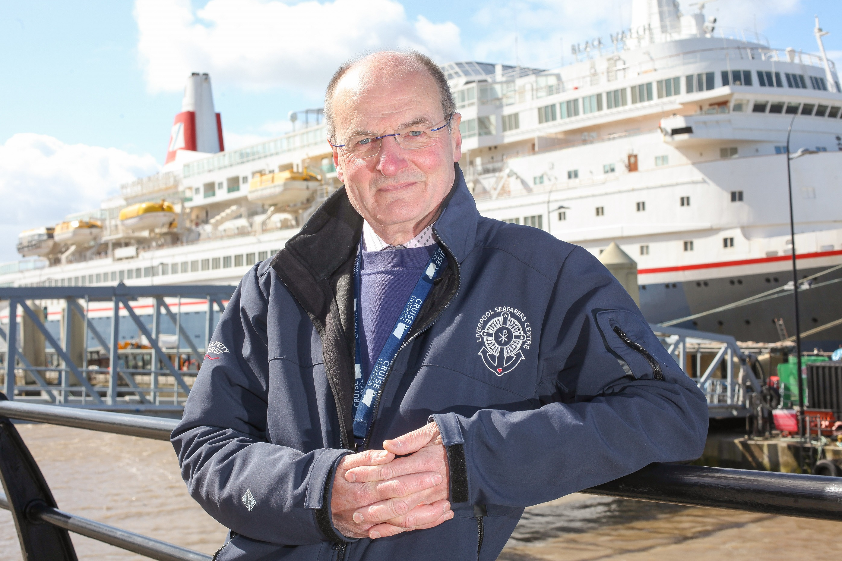 Seafarers charity wants to boost income through a tariff on ships entering Liverpool port