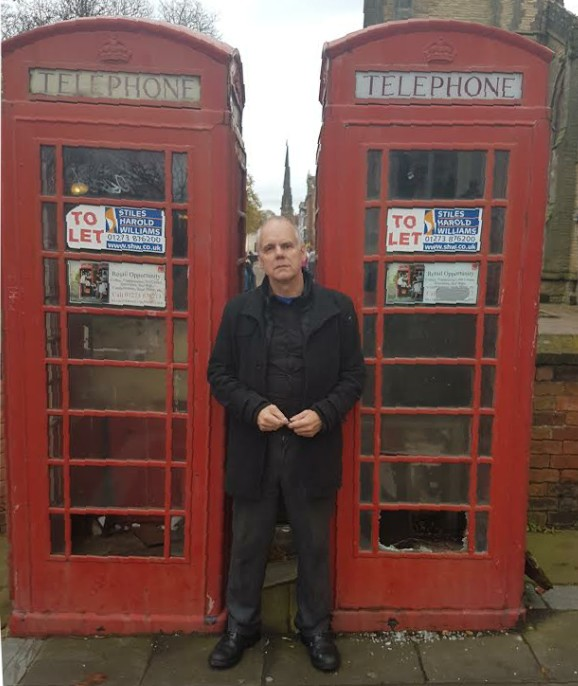Derelict phone boxes are set to be transformed into stand-up offices!