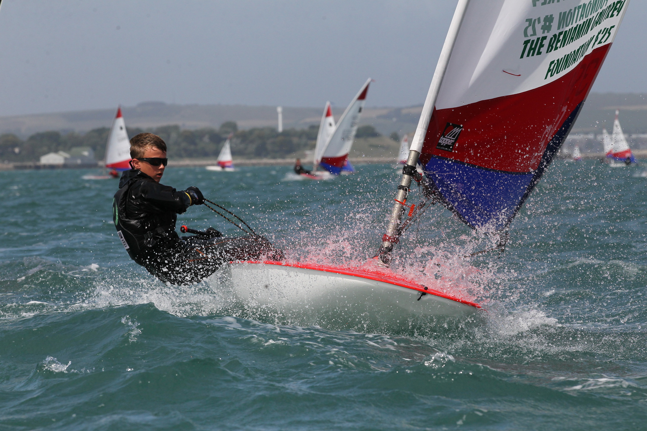 Sailor Sam is making waves in yachting world