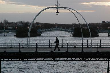 Town's pier is nominated for engineering heritage award