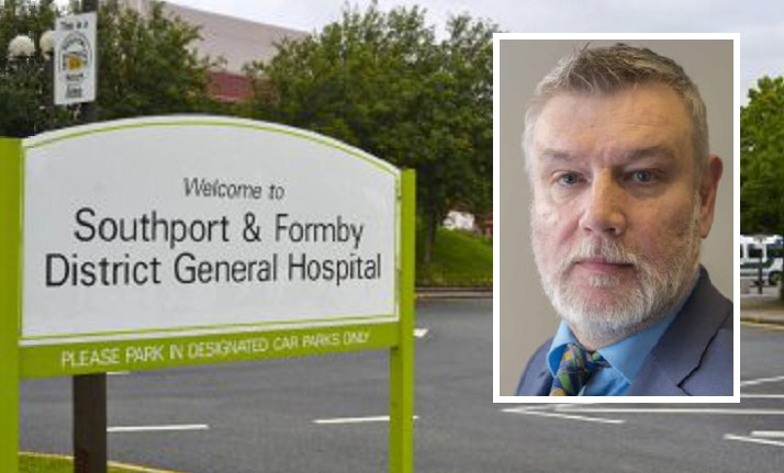 EXCLUSIVE: Ex Hospital chief Parry reveals all about sacking decision