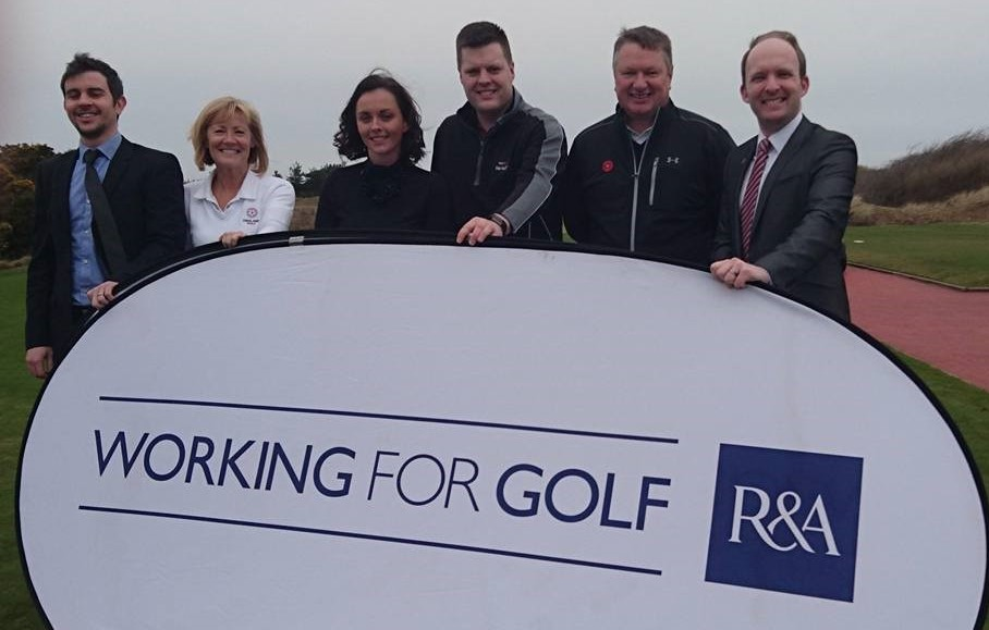 Golf clubs urged to take advantage of Open visit