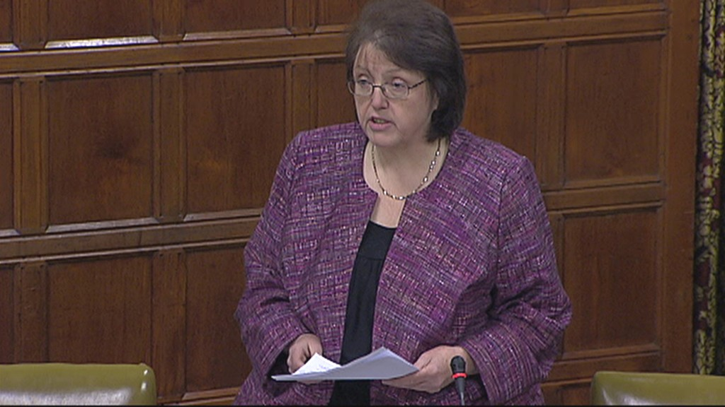 MP Rosie Cooper pays tribute to Sir David Amess
