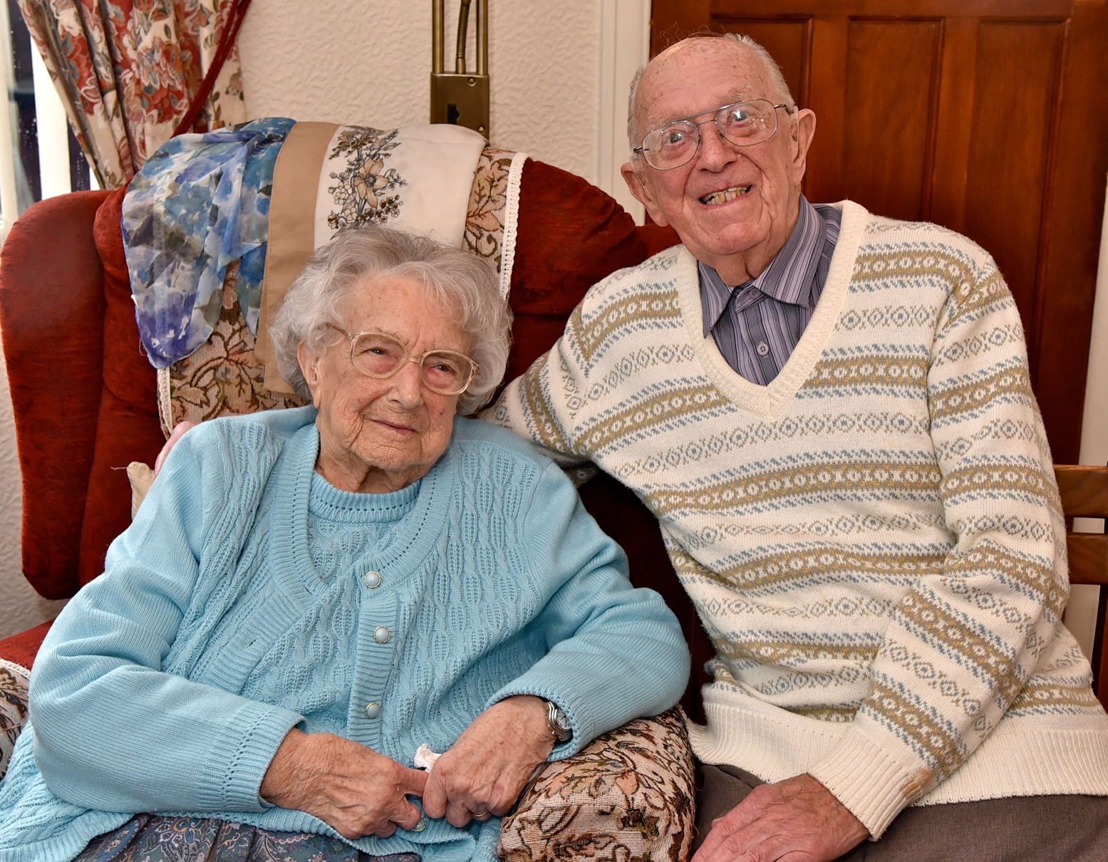 With their 77th wedding anniversary on the horizon, are John and Elizabeth UK's longest-married couple?