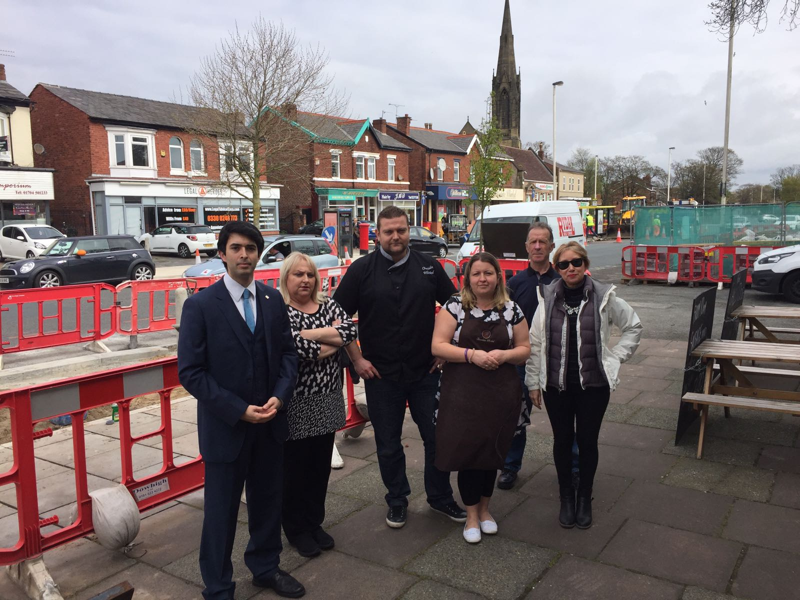 Council under fire for road closures
