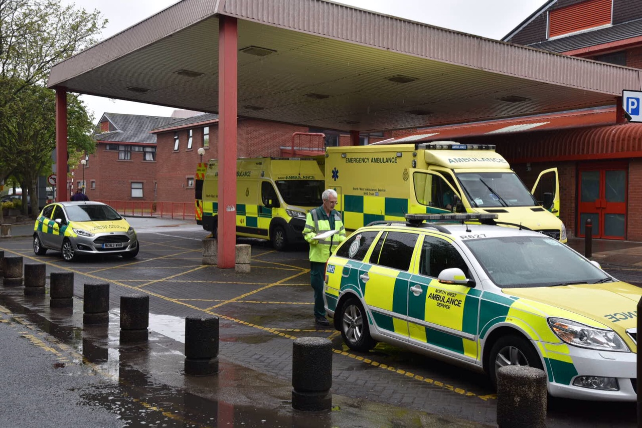 Non-emergency patients told to avoid Southport hospital unless absolutely necesarry as hackers strike NHS