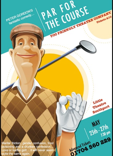 Company's next play to focus on sport famous for wacky trousers, birdies and bogeys