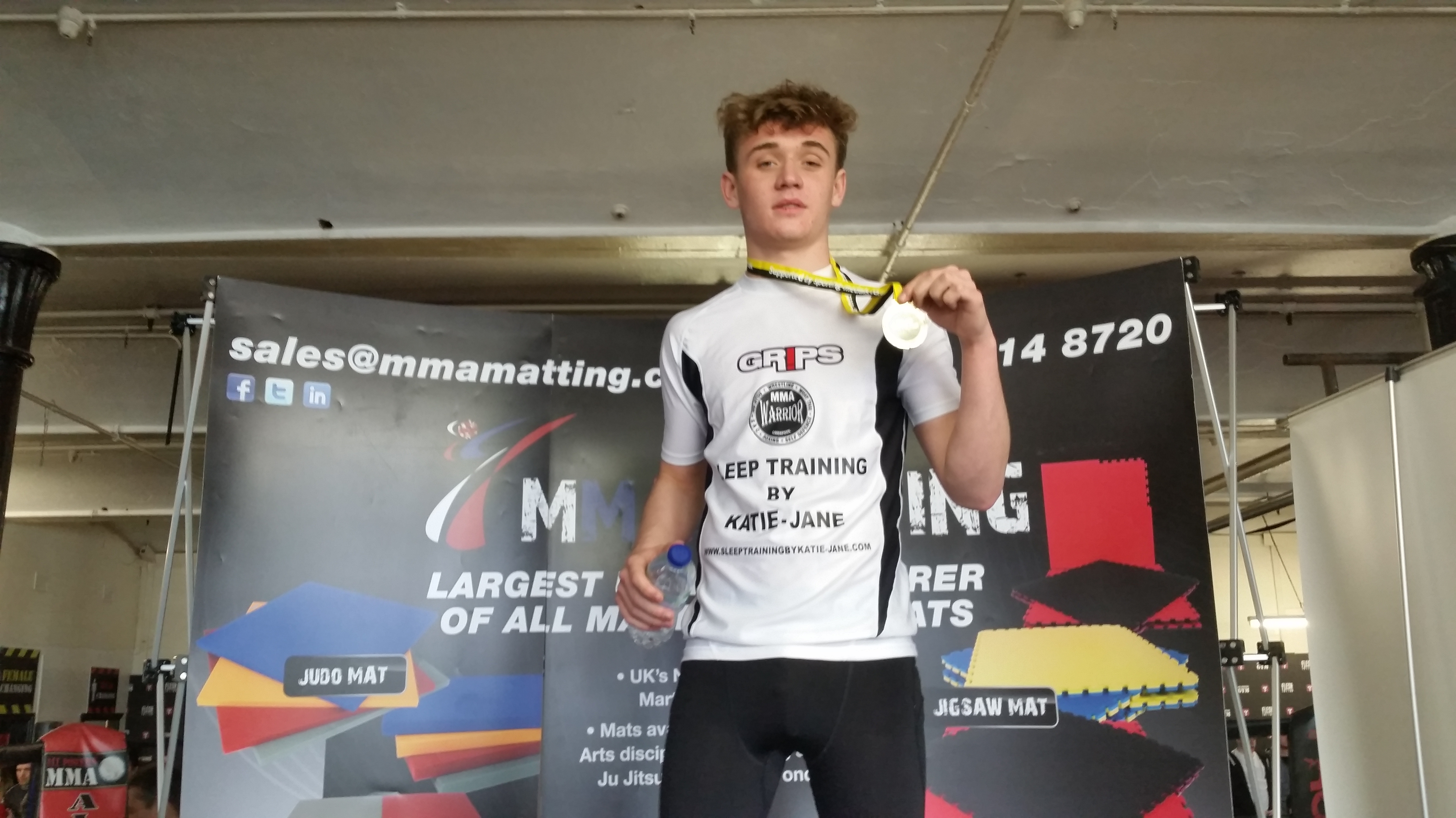 Martial arts fighters take medal haul at Manchester contest