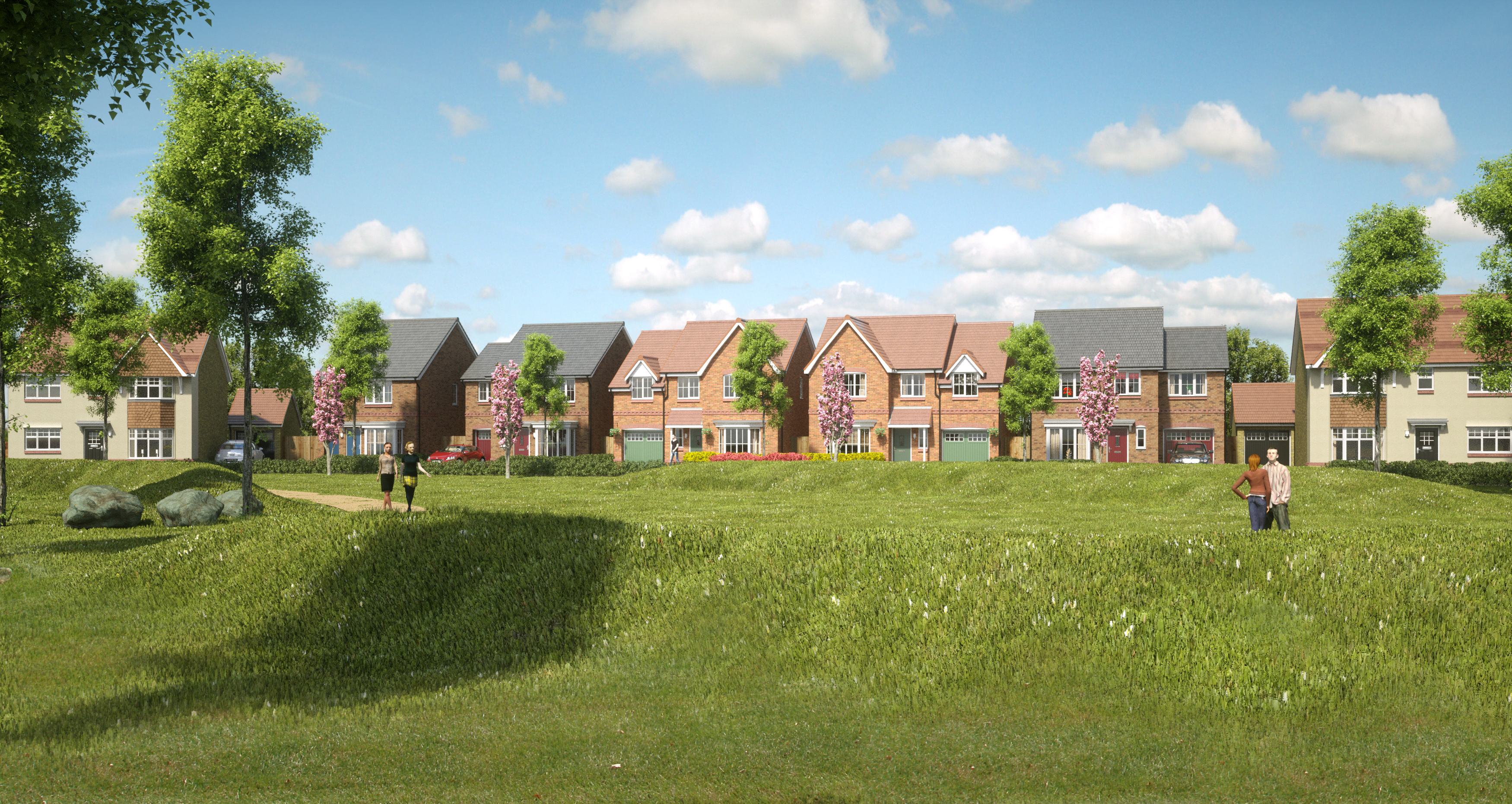 1,600 HOMES PLAN 'NOT YET DONE DEAL' SAY TOWN COUNCIL