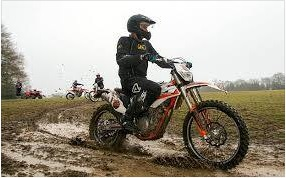 Police report rise in reports of off road bikes being used in anti social way