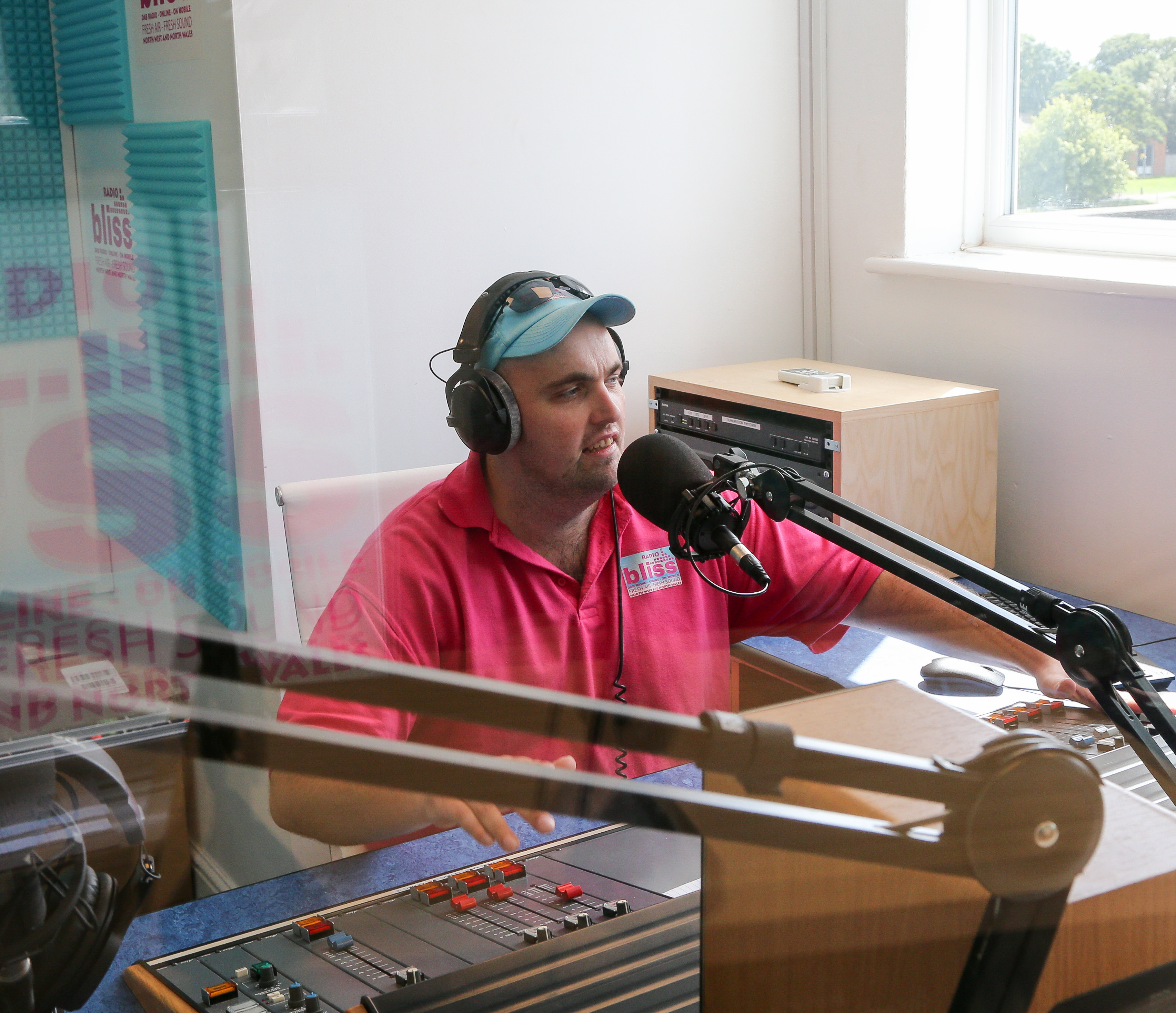 Sean is making waves with plan for radio station