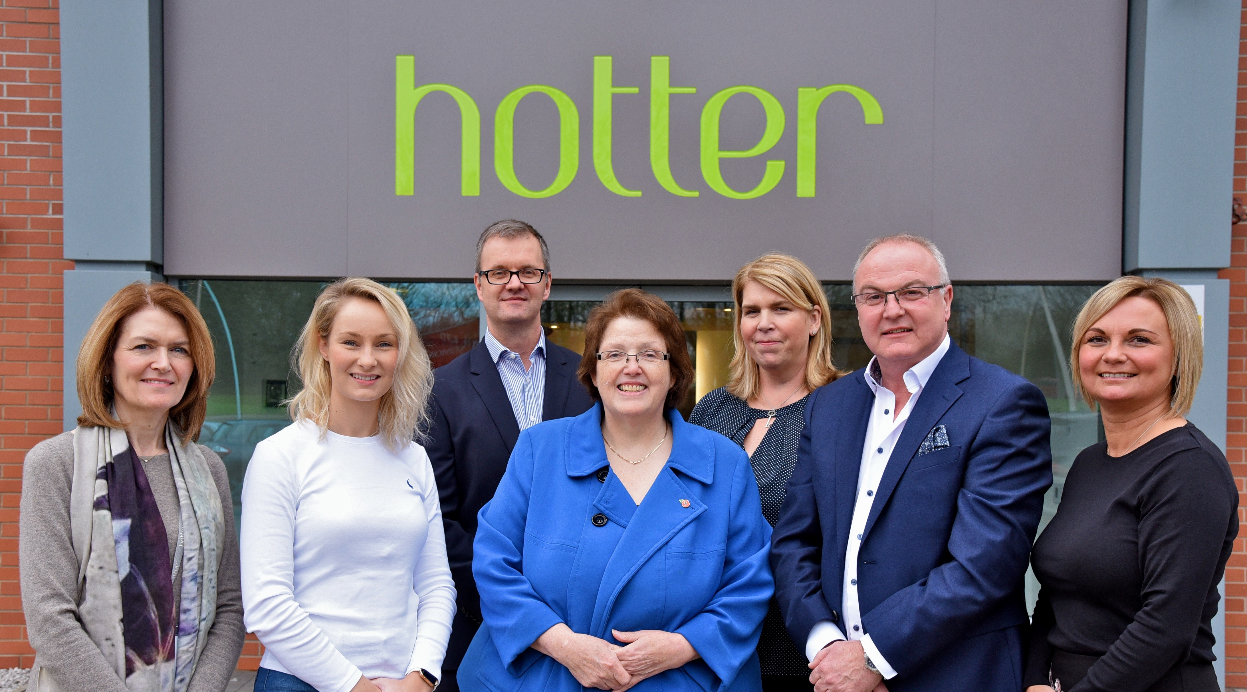 Hotter Shoes shortlisted for Responsible Business Champions scheme