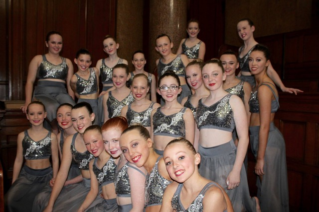 Dance group crowned Champion of Champions