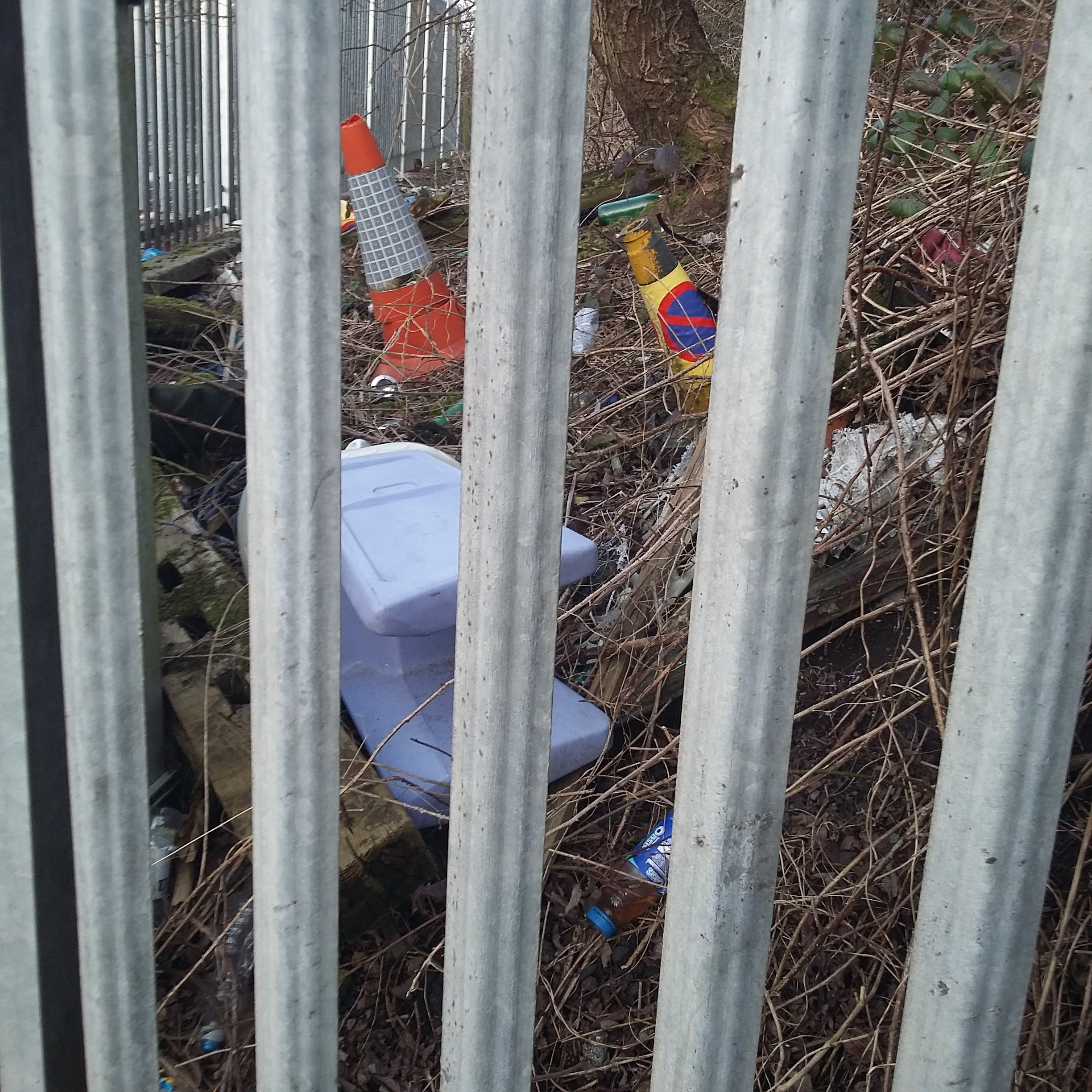 Plea to end fly tipping blight