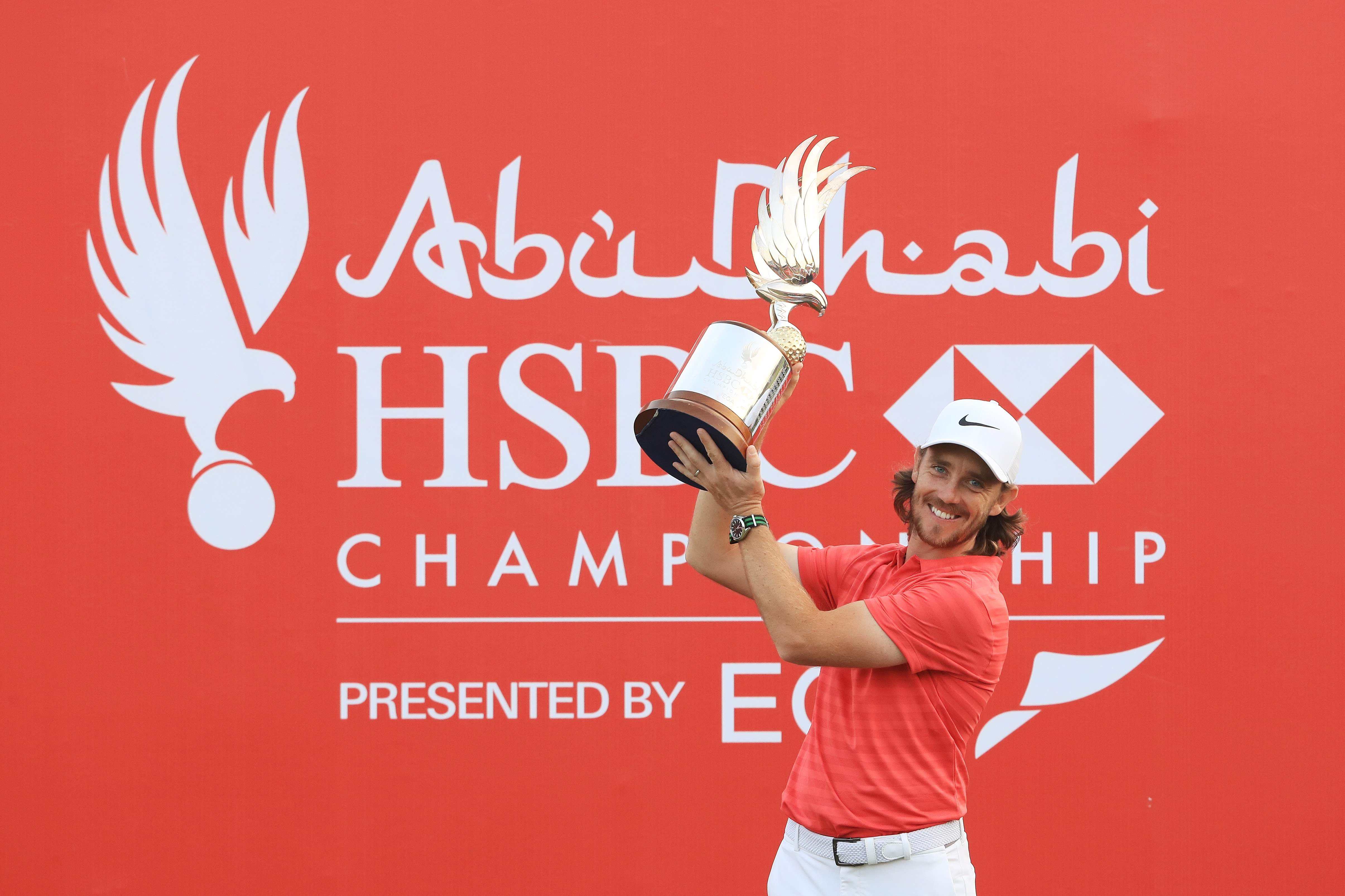 Fleetwood moves to 12th in world after successful defence of Abu Dhabi Golf Championship