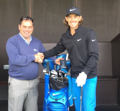 As Tommy Fleetwood moves into the top ten world golf rankings, his first coach speaks of reasons behind his success