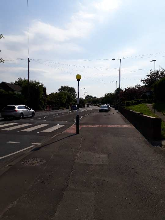 Resident's call to replace 'dangerous' zebra crossing with traffic lights