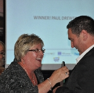 Southport Food & Drink Festival Awards - Sue Dare